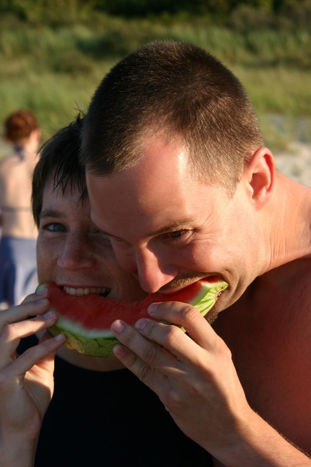 wassermelone beim abnehmen